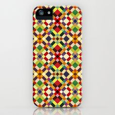 Pixel iPhone & iPod Case by Goncalo Viana - $35.00