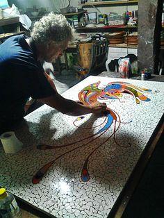 Making Of - Mosaicos Portella
