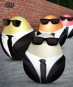 Reservoir eggs