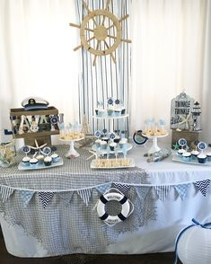 Ahoy it's a boy,nautical baby shower,nautical,beach nautical baby shower. Love nautical theme parties and baby shower is extra special. #SoniaJewels
