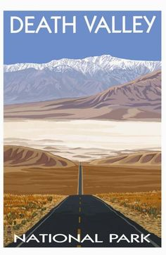 Death Valley is the Oddest Place on Earth but so very fascinating!