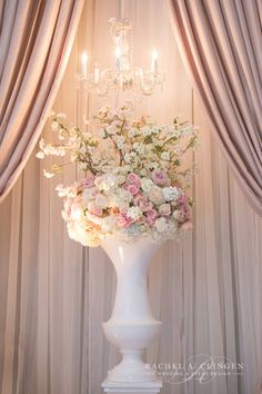 blush-pink-ivory-wedding-fowers - Wedding Decor Toronto Rachel A. Clingen Wedding & Event Design