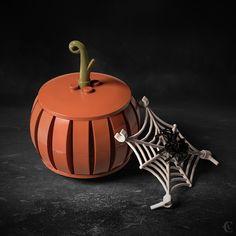 Pumpkin Halloween 2020 | A simple pumpkin design, I was bore… | Flickr Lego Pumpkin, Creepy Pumpkin, Pumpkin Head, Lego Halloween, Halloween Pumpkins, Easy Pumpkin Designs, The Brethren, Keep An Eye On, Scented Candles