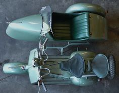 scooters#vespa#sidecar#scooters & style magazine