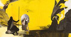 Saul_2017/18_1280x680_1718 © beyond | Emmanuel Polanco | colagene.com 2018年2月18,20,23,25.27日  🏠ウィーン劇場  🎼ヘンデル「サウル」  👤ジェイク・アルディッティ(デイヴィット)  カミングス指揮 グート演出
