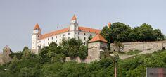 Bratislavský Hrad - Bratislava, hlavné mesto Slovenska - autor MIroslav Rašman Bratislava Castle, Bratislava, capital of Slovakia - author MIroslav Rašman