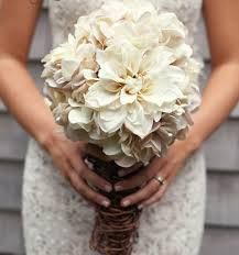 If you're a DIY bride looking to create a gorgeous bouquet to carry down the aisle, then this Rustic White Wedding Bouquet is for you. This beautiful floral arrangement uses three types of white wedding flowers to create a clean and elegant look. Wedding Decor, Rustic Wedding Flowers, Wedding Day, Lace Wedding, Wedding Dress, Mum Bouquet, White Wedding Bouquets, Wedding Flower Guide, Wedding Gifts For Groomsmen