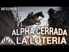 BATTLEFIELD 1 ALPHA CERRADA ¿LISTOS PARA LA GUERRA SOLDADOS? ¡A JUGAR!