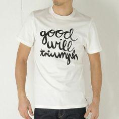 トゥーサーズ  NORTH SEA / Goodwill T shirt on ShopStyle