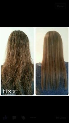Love what FIXX Shampoo, Conditioner and Serum can do for your hair!!! Such a transformation. Www.motivescosmetics.com/bunky16