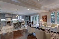 open kitchen and living room | open-kitchen-livingroom « Toronto Real Estate