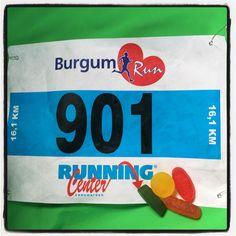 BurgumRun in Burgum. 16,1 km (10 mijl) in 1:09:54.