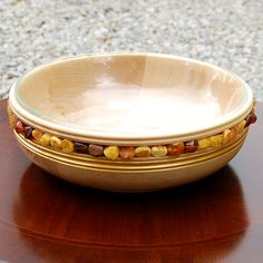 Offer your guests a Unique dining experience with our Luxury Amestris Serving Bowl in Amber. Wooden Gift Boxes, Wooden Gifts, Everyday Items, Crystals And Gemstones, Serving Bowls, Dinnerware, Amber, Dining, Tableware