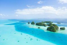 Palau im Pazifik – Das schönste Tauch-Paradies der Welt