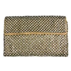 I love giving a vintage cocktail-cool clutch filled with beauty products. It's an elegant gift that will carry you into the festive holiday season. #BECCA #WishLists — Kerry Cole, Style Director