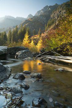 Wenatchee Reflections   WA State