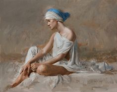 William Whitaker, 1943 | Academic / Figurative art | Painting | Tutt'Art@ | Pittura • Scultura • Poesia • Musica