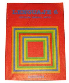 Libro-Lenguaje-6-EGB. Recordando Karate Kid, Story Of My Life, Textbook, Nostalgia, Childhood, 1975, Memories, History, Retro