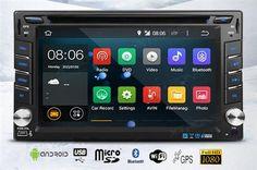 Autoradio con Gps y Android Xtrons TD626AS