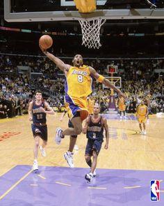 mad dunk by Kobe