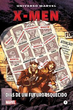 Leituras de BD/ Reading Comics: Lançamento Levoir: Universo Marvel Vol.9: X-Men - ...