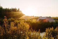 Camping Amstelkade in Wilnis - www.petitloublog.com