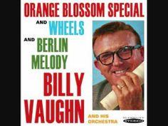 Billy Vaughn and His Orchestra - Wheels (1961) Seker een van sy mooistes vir my