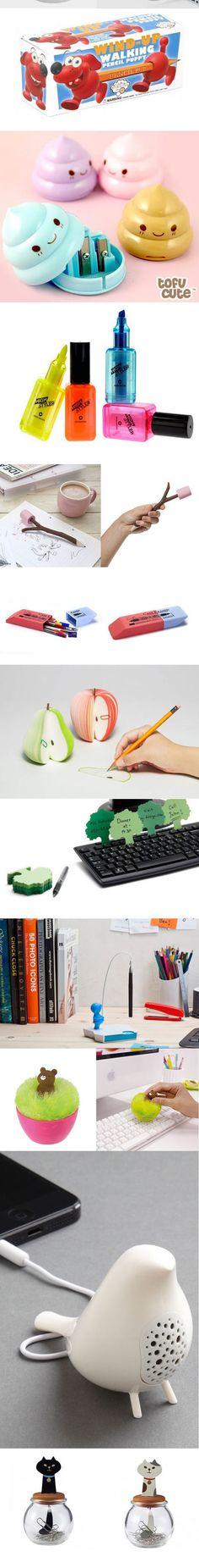 I Love Cute Desk Things