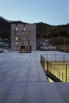 Architects: Mount Fuji Architects Studio Location: Hiroshima, Hiroshima, Japan Design Team: Masahiro Harada + MAO, Naoto Ishii, Tetsuya Mizukami Area: 1934.0 sqm Year: 2013