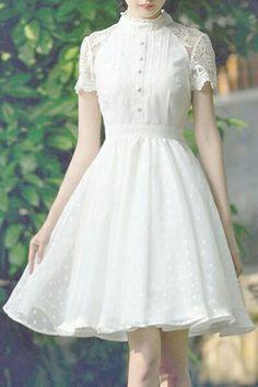 21 Trendy wedding dresses vintage classy gowns - New Site Trendy Dresses, Modest Dresses, Cute Dresses, Beautiful Dresses, Elegant Dresses, Dresses Dresses, Simple Dresses, Formal Dresses, Work Dresses