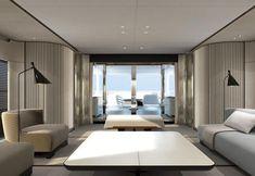 Monaco Yacht Show, 10 superyacht di lusso - Elle Decor Italia Quirky Home Decor, Cute Home Decor, Indian Home Decor, Home Decor Styles, Cheap Home Decor, Luxury Homes Interior, Home Interior Design, Yacht Interior, Cosy Home