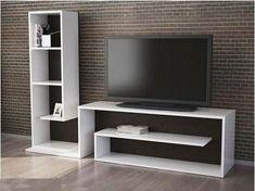 Tv Unit Furniture, Home Furniture, Furniture Design, Tv Unit Decor, Tv Wall Decor, Tv Cabinet Design, Tv Wall Design, Tv Wanddekor, Tv Stand Decor