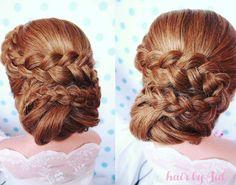 #365daysofbraids #day78 #WeddingHair #wedding #updo #bride #hairstyle #hairfashion #weddingfashion #braidstyle #braids #hotd #hairart #lovehair #hairstylist #hairblog #hairblogger #fryzura #slubna #pannamloda #blogowłosach