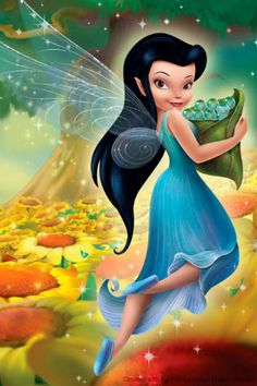 Silvermist, Disney fairy