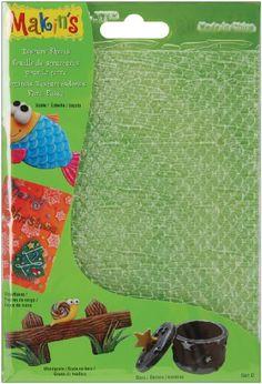 Makin's USA Clay Texture Sheets, 7-Inch by 5-1/2-Inch, Scale/Snowflake/Woodgrain/Stars, 4 Per Package Makin's USA http://www.amazon.com/dp/B001681L4Y/ref=cm_sw_r_pi_dp_KUSqvb1P0M470