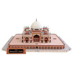 India Humayun's Tomb - Asia / Oceania - Architecture - Paper Craft - Canon CREATIVE PARK