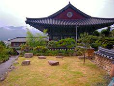 zen temple jun- mountains