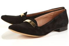 Loafers from Topshop.