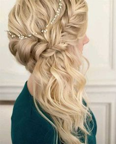 Trendy school prom hairstyle :: one1lady.com :: #hair #hairs #hairstyle #hairstyles