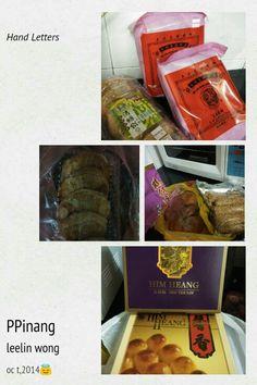 Food..fr ipoh n penang