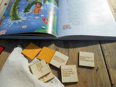 Čtenářské sáčky | Čtenářské sáčky | Ježpodi.cz Montessori, Cover, Books, Livros, Libros, Book, Blanket, Book Illustrations, Libri