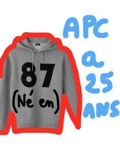 Happy Birthday A.P.C.!