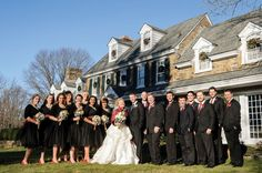 Mad for Plaid: Alexandra and Mike Get Married at The Ridge at Back Brook. Photo by Andres Valenzuela - New Jersey Bride