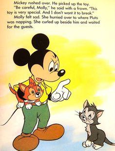 Vintage Walt Disney Fun to Read Books Mickey Mouse Donald Duck Daisy Duck 1986