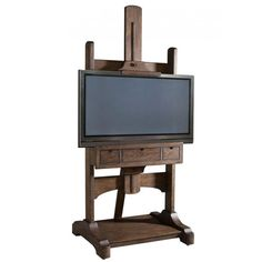 """Found it at Wayfair - Great Rooms 34"""" eisle TV Stand in Whiskey Barrel"""