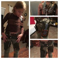 Irisa Defiance Costume I made for my daughter