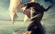 Fantasy-Dragon-Art