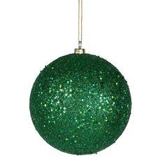 Sequin Ball Ornament | Wayfair