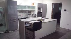 Kuchyňa CORA Biela arctic VL (Tomáš Vaňo) - Decodom Arctic, Table, Furniture, Home Decor, Decoration Home, Room Decor, Tables, Home Furnishings, Home Interior Design