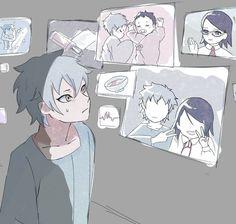 MitsuSara Mitsuki x Sarada Uchiha Cute Mitsuki Naruto, Boruto And Sarada, Naruto And Hinata, Naruto Shippuden Anime, Sasuke, Inuyasha, Anime Quotes About Friendship, Loki Drawing, Attack On Titan Aesthetic
